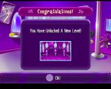 Bratz PlayStation In Contest mode. If the player is successful the player unlocks the next song