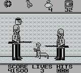 Home Alone Game Boy Big toy soldiers
