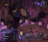 Shin Megami Tensei: Digital Devil Saga 2 PlayStation 2 A boss battle! Get ready, check out your spells!
