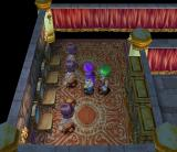 Dragon Quest V: Tenkū no Hanayome PlayStation 2 Going backstage to chat with female dancers in a cabaret
