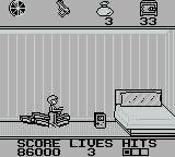 Home Alone Game Boy Dont let them steal that