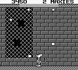 Mouse Trap Hotel Game Boy Ned to climb the wall.