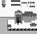 Mad Magazine's Official Spy vs Spy Game Boy Let's go.