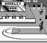 NBA All-Star Challenge 2 Game Boy Judges score.