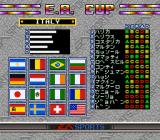 Tactical Soccer SNES The 16 teams selectable are those who qualified for the Round of 16 of the 1994 FIFA World Cup tournament. Except Japan (who replaced Saudi Arabia).