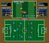 Tactical Soccer SNES Brazil vs Holland. Ouch.