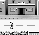 Who Framed Roger Rabbit Game Boy Outside Valiant.