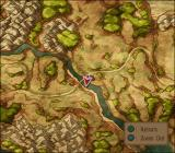 Dragon Quest VIII: Journey of the Cursed King PlayStation 2 This map is extremely handy...