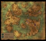 Dragon Quest VIII: Journey of the Cursed King PlayStation 2 ...and it comes in two shapes, this one being the zoomed-out world map