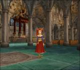 Dragon Quest VIII: Journey of the Cursed King PlayStation 2 I could make a whole gallery of this game's screenshots with only churches in them. This is one of those gorgeous buildings in the Northern island, and they all look different