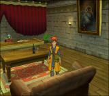 Dragon Quest VIII: Journey of the Cursed King PlayStation 2 Comical details are seen here and there. Note the funny portrait