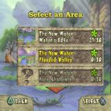 The Land Before Time: Big Water Adventure PlayStation After completing one level the player advances to the nest, or they can go back and replay an earlier level if they wish
