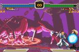 Guilty Gear X Game Boy Advance The practice room is where you can attack a non-moving enemy for as long as you want so you can practice your different attacks