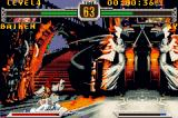 Guilty Gear X Game Boy Advance This character doesn't mind stabbing his opponent while he is down