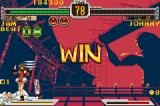 Guilty Gear X Game Boy Advance You have won!