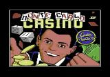 Monte Carlo Casino Commodore 64 Loading screen