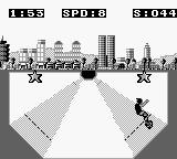 Skate or Die: Tour de Thrash Game Boy Stars to collect.