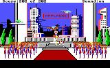 Space Quest: Chapter I - The Sarien Encounter DOS Roger Wilco gets his 15 minutes of fame
