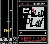 beatmania GB Game Boy Color Getting more hectic.