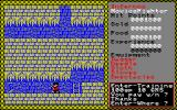 Xanadu: Dragon Slayer II Sharp X1 Getting in the cave is a puzzle in itself