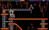 Monster Business Amiga Some levels are scrolling vertically