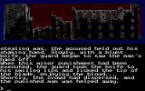 Mindfighter Atari ST Creepy system of judgement in the city
