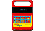 Speak & Spell Emulator Browser When you press 'Say it', you see this.