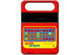 Speak & Spell Emulator Browser I pressed 'Mystery word'. Now I need to guess the correct letters.