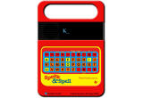 Speak & Spell Emulator Browser If you press 'Letter', it shows and says a letter.