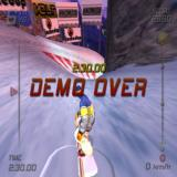 SSX PlayStation 2 The demo game is time limited
