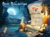 Dark Dimensions: City of Fog Windows Main menu