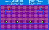 Helter Skelter Atari ST The editor: you can add/remove monsters, backgrounds, bonus etc.