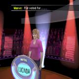 Weakest Link PlayStation Maeve the barmaid from Truro. She cannot vote for me, it's my game!