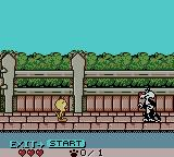 Tweety's High-Flying Adventure Game Boy Color Hit Sylvester.