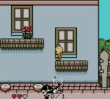 Tweety's High-Flying Adventure Game Boy Color Collect the paws.