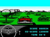 Chevy Chase ZX Spectrum Overtaking cars