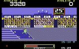 Hunchback at the Olympics Commodore 64 Throwing the shot put.