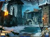 Dark Dimensions: City of Fog (Collector's Edition) iPad Bonus: Fort with key shaped pond