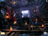 Dark Dimensions: City of Fog (Collector's Edition) iPad Bonus: Caverns library with the book of evil in center