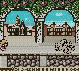 Speedy Gonzales: Aztec Adventure Game Boy Color Avoid the dog.