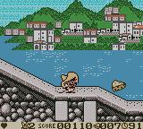 Speedy Gonzales: Aztec Adventure Game Boy Color Collect cheese.