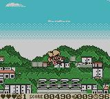 Speedy Gonzales: Aztec Adventure Game Boy Color Using springs.