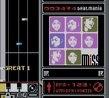 beatmania GB: GatchaMix 2 Game Boy Color Great.