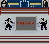 WCW Mayhem Game Boy Color Lets fight.