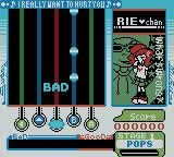 pop'n music GB Game Boy Color Bad.