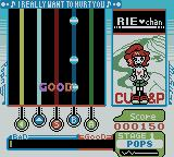 pop'n music GB Game Boy Color Good.