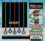 pop'n music GB Game Boy Color Great.