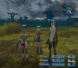 Final Fantasy XII PlayStation 2 Beautiful weather effects in those fields!