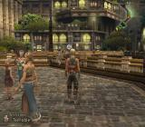 Final Fantasy XII PlayStation 2 The bustling city of Archades. It is really big, with several districts comprising a monumental whole