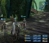 "Final Fantasy XII PlayStation 2 Exploring a mysterious forest. This is a very... cute ""overseer"", don't you think?.."